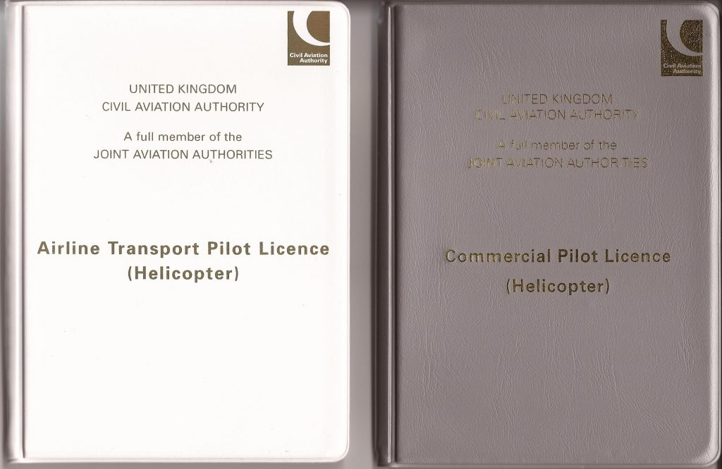 International Helicopter Solutions Helicopter Pilot Training CPLH Book