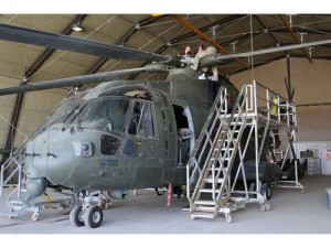 International Helicopter Solutions - Merlin