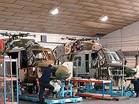 International Helicopter Solutions - MRO hangar