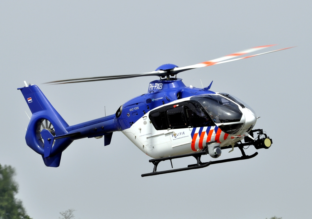 International Helicoptyer Solutions, Police Helicopter
