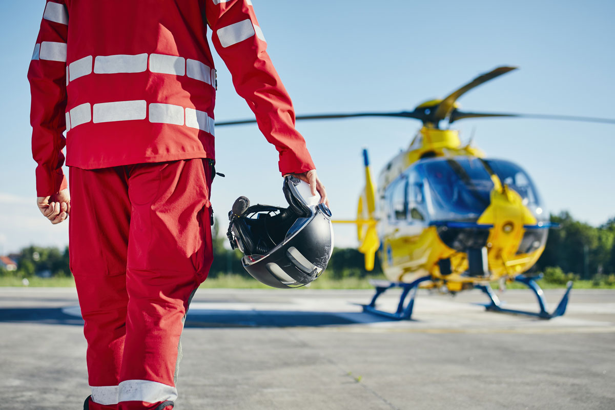 International Helicopter Solutions SAR and HEMS training